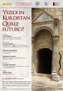 Locandina Yezidi