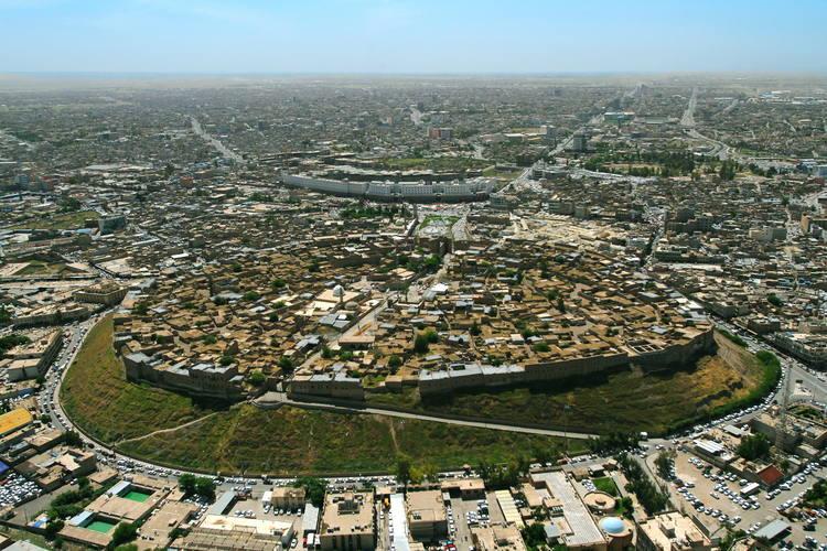 Cittadella di Erbil