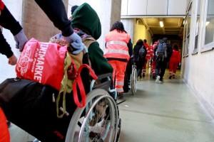03. Kurdistan - Italia Solidarietà internazionale. L'Ospedale di Parma accoglie sei peshmerga feriti