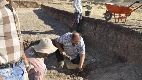 Kurdistan - l'archeologia salva le persone