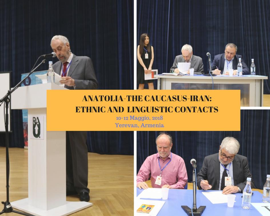 Anatolia-The Caucasus-Iran i Legami Etnici e Linguistici 04