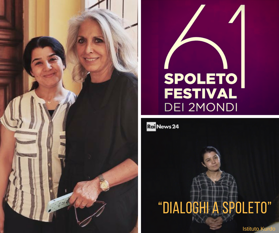 Nasrin Abdalla - Spoleto