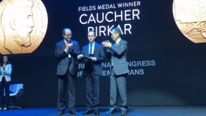 Medaglia Fields - tra i vincitori un curdo e un italiano 06
