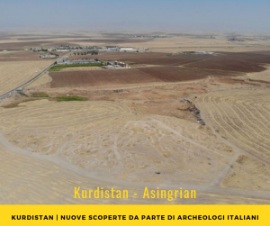 Kurdistan, nuove scoperte da parte di archeologi italiani