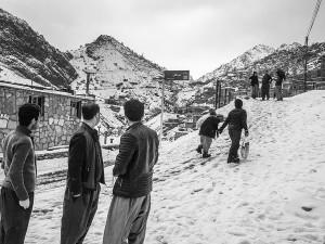 Murat Yazar, inverno sulle montagne del Kurdistan
