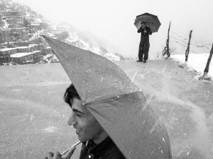 Murat Yazar, l'inverno nel Kurdistan iraniano