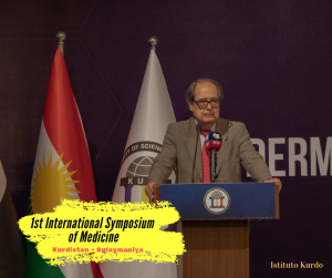 Italia Kurdistan| 1st International Symposium of Medicine - Aldo Morrone