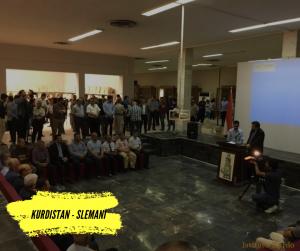 Kurdistan - Missione Italiana - Galleria Paikuli Slemani