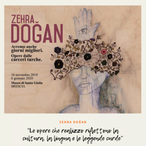 Zehra Doğan | Urla di vita e arte dalle carceri turche